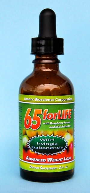 65forLIFE: Hormone Free WEIGHT LOSS ACCELERATOR